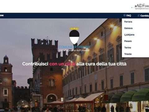 Fedro Suite cambio città segnalazioni