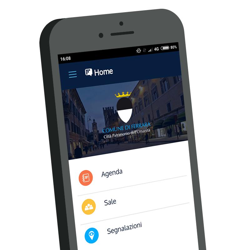 Scarica la app di Fedro per smartphone Android e IOS